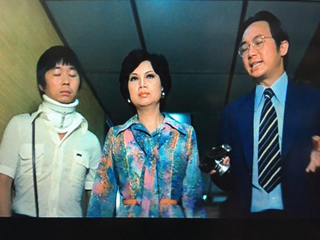 映画「ミスターBOO」奥さんと私立探偵