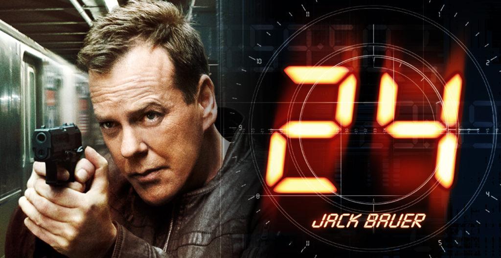 『24』ジャックバウアーのような命令口調