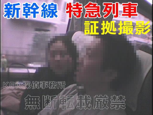 新幹線・特急列車の証拠撮り